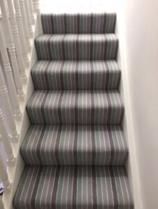 stairs and landing carpet